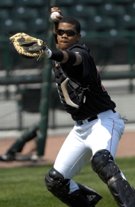 Kenley Jansen was a catcher with the Loons before becoming the Dodgers' closer.