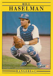 Loons manager Bill Haselman spent 13 seasons in the big leagues, primarily as a catcher.